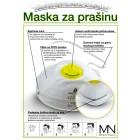 Profesionalna maska za prašinu