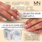 Classic Glamour Clear Gel - 15 g