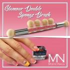 Glamour Double Sponge Brush