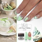 UV Painting Nail Art Gel - Ice Cream - Kiwi
