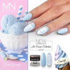 UV Painting Nail Art Gel - Ice Cream - Smurfs - 4g