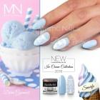 UV Painting Nail Art Gel - Ice Cream - Smurfs - 4g