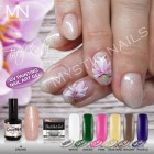UV Painting Nail Art Gel - 15 - Vivid Pink - 4g