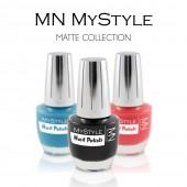 MyStyle Lak za nokte - Mat Boje