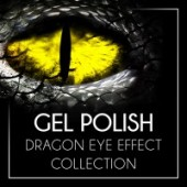 Gel-Lak Dragon Eye (Magnetic) Kolekcija 12 ml