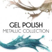 Gel-Lak Metallic Kolekcija 12 ml
