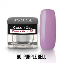 Color Gel - no.60. - Purple Bell