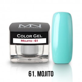 Color Gel - no.61. - Mojito