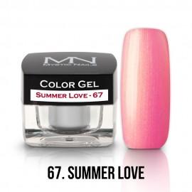 Color Gel - no.67. - Summer Love