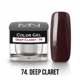 Color Gel - 74 - Deep Claret - 4g