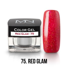 Color Gel - 75 - Red Glam - 4g
