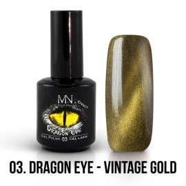 ColorMe! Dragon Eye Effect 03 - Vintage Gold 12ml