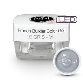 French Builder Color Gel - VII. - le Gris -15g