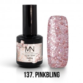 Gel Polish 137 - Pinkbling 12ml