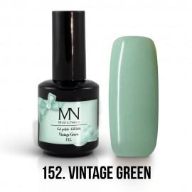 Gel Polish 152 - Vintage Green 12ml