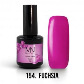 Gel Polish 154 - Fuschia 12ml