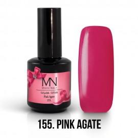 Gel Polish 155 - Pink Agate 12ml