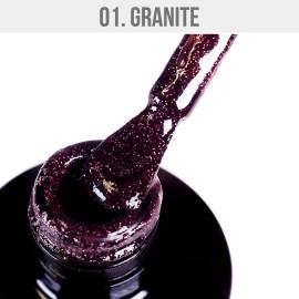 Gel Lak Granite 01 - 12ml