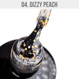 Gel Lak Dizzy 04. - Dizzy Peach 12 ml