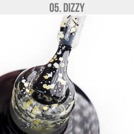 Gel Lak Dizzy 05. - Dizzy Yellow 12 ml