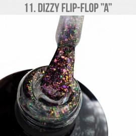 Gel Lak Dizzy 11 - Dizzy Flip-Flop A 12ml