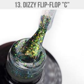 Gel Lak Dizzy 13 - Dizzy Flip-Flop C 12ml