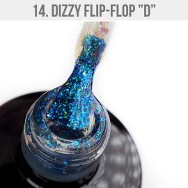 Gel Lak Dizzy 14 - Dizzy Flip-Flop D 12ml
