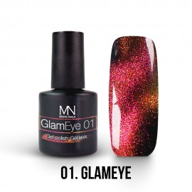 GlamEye Gel Polish 01 - 6ml
