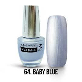 MyStyle - no.064. - Baby Blue - 15 ml
