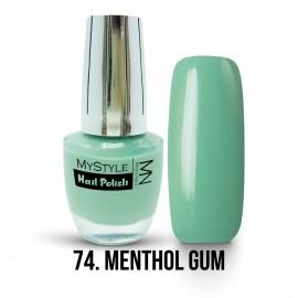 MyStyle - no.074. - Menthol Gum - 15 ml