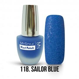 MyStyle - no.118. - Sailor Blue - 15 ml