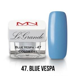 LeGrande Color Gel - no.47. - Blue Vespa - 4g