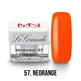 LeGrande Color Gel - no.57. - Neorange - 4g