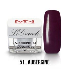 LeGrande Color Gel - no.51. - Aubergine - 4g
