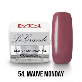 LeGrande Color Gel - no.54. - Mauve Monday - 4g