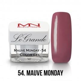 LeGrande Color Gel - no.54. - Mauve Monday - 4g