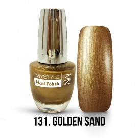 MyStyle - no. 131. - Golden Sand - 15ml