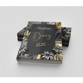Mystic Nails Rokovnik 2020 - crni