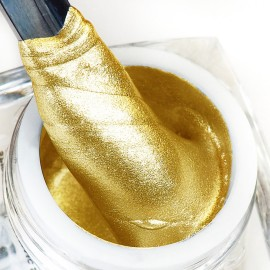 Spider gel - Metalik Zlatni - 4g
