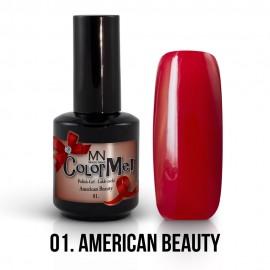 ColorMe! no.01. - American Beauty 12 ml