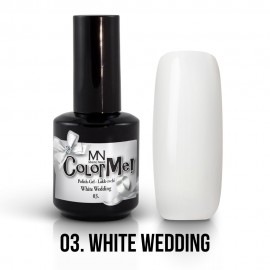 ColorMe! no.03. - White Wedding 12 ml