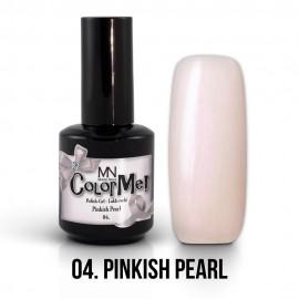 Gel Polish no.04. - Pinkish Pearl 12 ml