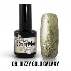 ColorMe! Dizzy no.08. - Dizzy Gold Galaxy 12 ml