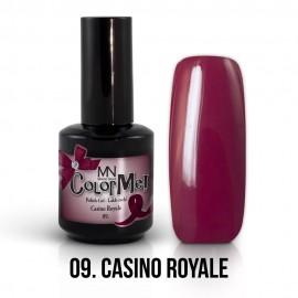 Gel Polish no.09. - Casino Royale 12 ml