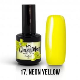 Gel Polish no.17. - Neon Yellow12 ml