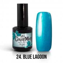 Gel Polish no.24. - Blue Lagoon 12 ml