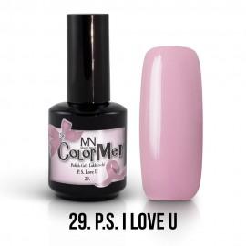 ColorMe! no.29. - P.S. I love U 12 ml