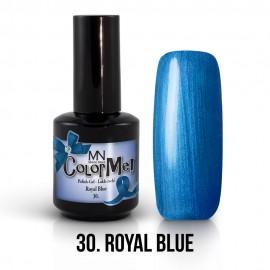 Gel Polish no.30. - Royal Blue 12 ml
