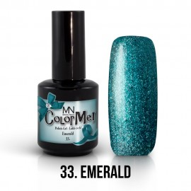 Gel Polish no.33. - Emerald 12 ml