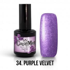 ColorMe! no.34. - Purple Velvet 12 ml